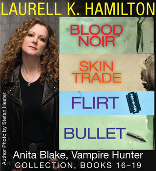Anita Blake, Vampire Hunter Collection 16-19