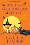 Death of a Neighborhood Witch (A Jaine Austen Mystery, #11)