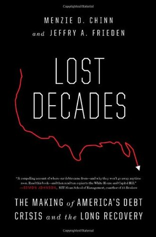 Lost Decades by Menzie David Chinn