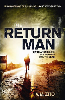 The Return Man by V.M. Zito