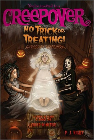 No Trick-or-Treating! by P.J. Night