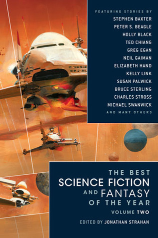 The Best Science Fiction and Fantasy of the Year by Jonathan Strahan