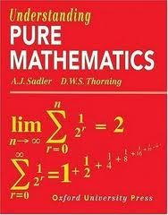 Understanding Pure Mathematics by A.J. Sadler