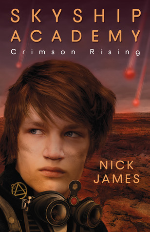 Crimson Rising (Skyship Academy #2)