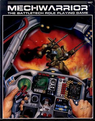 Mechwarrior The Battletech Role Playing Game by Evan Jamieson