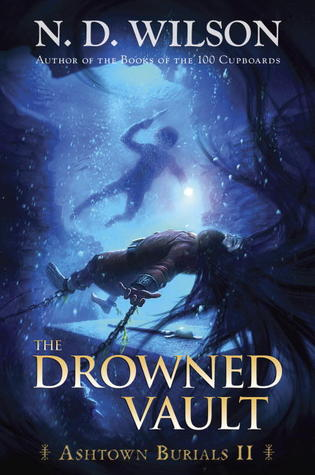 The Drowned Vault (Ashtown Burials, #2)