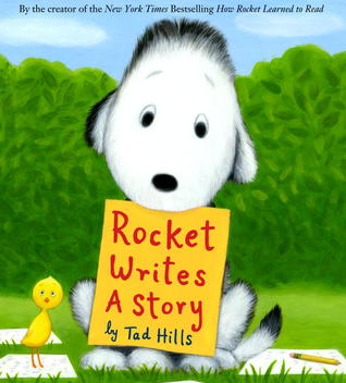 Rocket Writes a Story