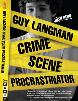 Guy Langman, Crime Scene Procrastinator by Josh Berk