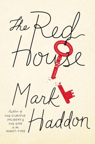 The Red House by Mark Haddon