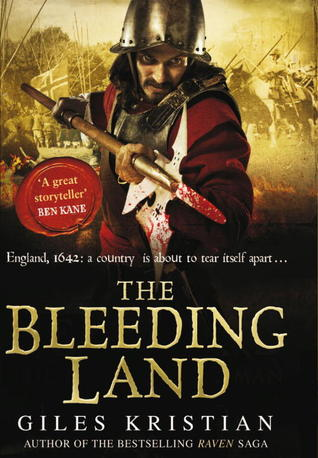 The Bleeding Land (Rivers Family, #1)