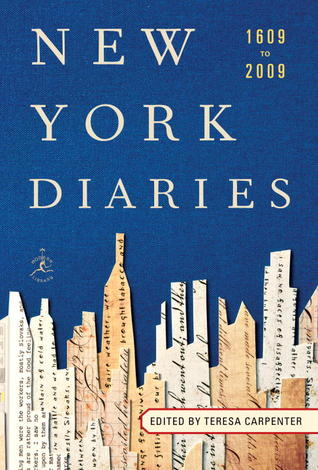 New York Diaries by Teresa  Carpenter