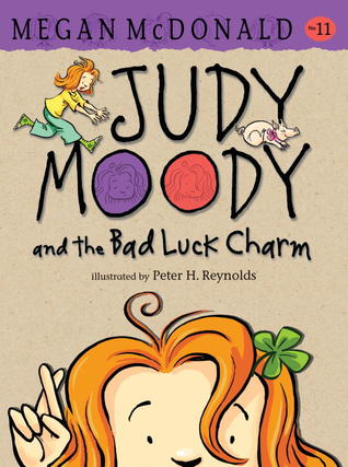 Judy Moody and the Bad Luck Charm (Judy Moody, #11)