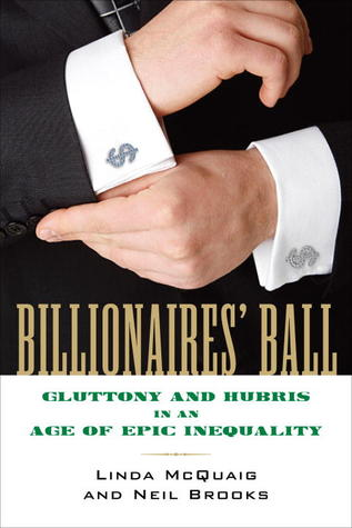 Billionaires' Ball by Linda McQuaig