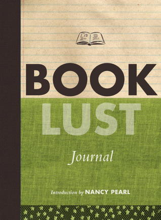 Book Lust Journal by Nancy Pearl