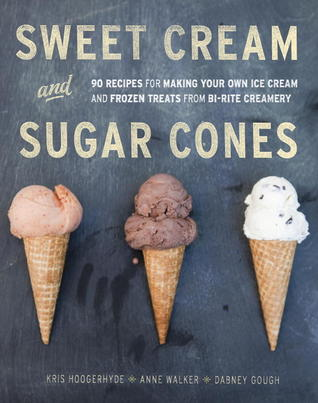 Sweet Cream and Sugar Cones by Kris Hoogerhyde