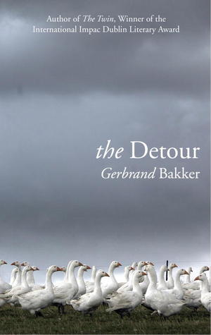 The Detour by Gerbrand Bakker