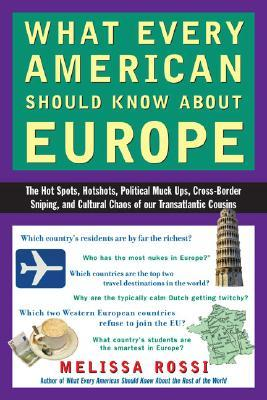 What Every American Should Know About Europe by Melissa L. Rossi