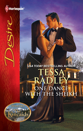 One Dance with the Sheikh by Tessa Radley