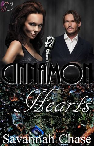Cinnamon Hearts by Savannah Chase