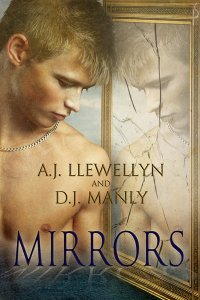 Mirrors by A.J. Llewellyn