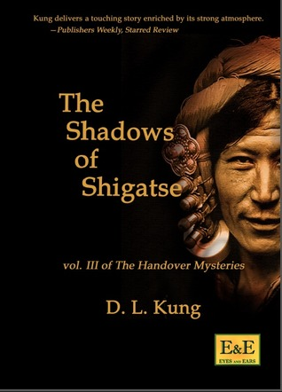 The Shadows of Shigatse (The Handover Mysteries #3)