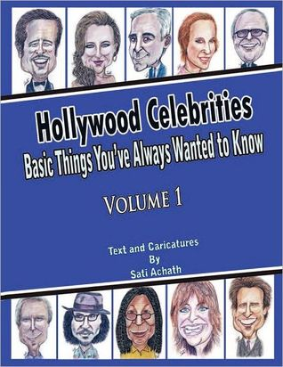 Hollywood Celebrities by Sati Achath