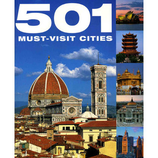 501 Must Visit Cities by David Brown