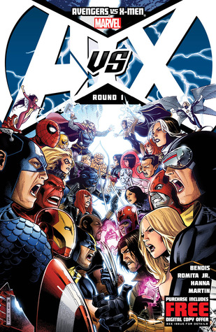 Avengers vs X-men Round 1 by Brian Michael Bendis