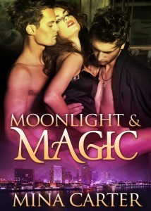 Moonlight and Magic by Mina Carter