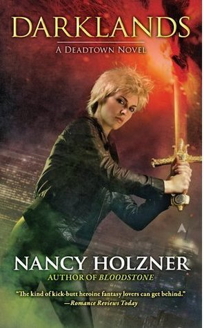 Darklands by Nancy Holzner