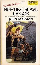 Fighting Slave of Gor by John Norman