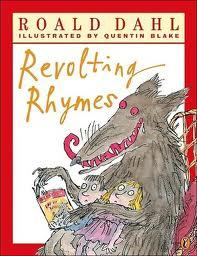 Download for free Roald Dahl's Revolting Rhymes DJVU by Roald Dahl, Quentin Blake
