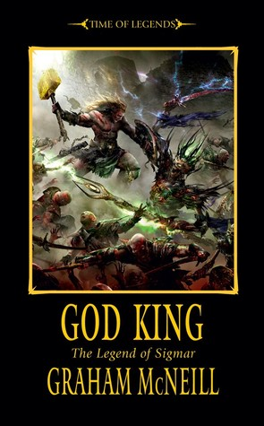 God King by Graham McNeill