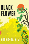 Black Flower by Young-ha Kim