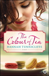 The Colour of Tea by Hannah Tunnicliffe