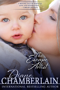 The Escape Artist by Diane Chamberlain