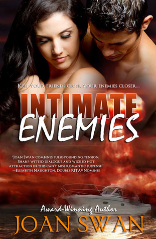 Intimate Enemies (Covert Affairs #1)