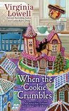 When the Cookie Crumbles (A Cookie Cutter Shop Mystery, #3)