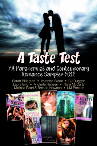 A Taste Test by Melissa Pearl