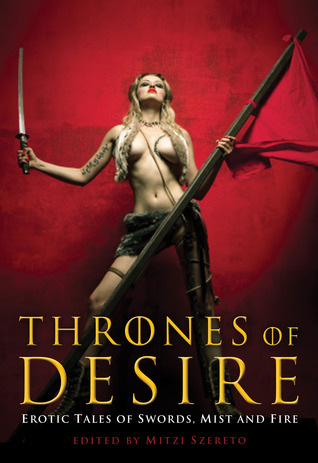 Thrones of Desire by Mitzi Szereto