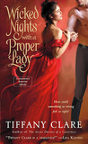 Wicked Nights With a Proper Lady by Tiffany Clare