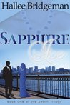 Sapphire Ice by Hallee Bridgeman