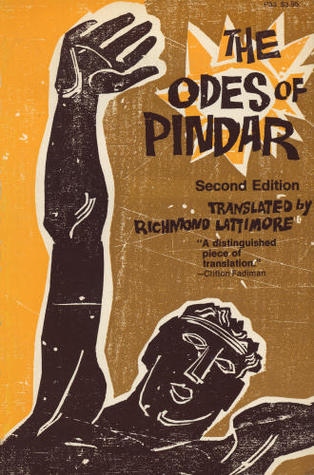 Odes of Pindar by Richmond Lattimore