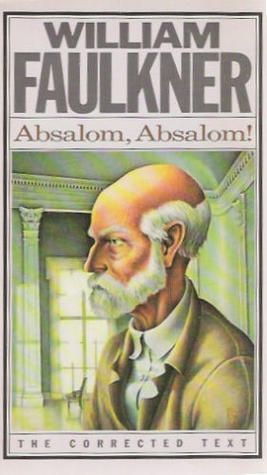 Free download Absalom, Absalom! (The Corrected Text) PDF by William Faulkner