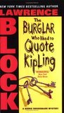 The Burglar Who Liked to Quote Kipling (Rhodenbarr, #3)