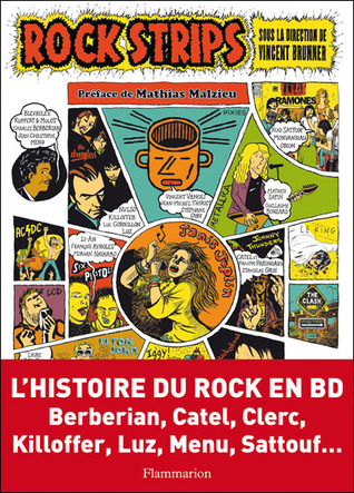 Rock Strips by Vincent Brunner
