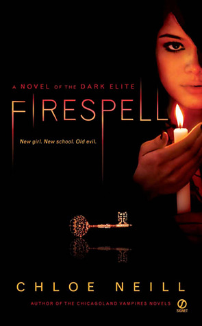 Firespell (Dark Elite, #1)