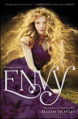 Envy (Fury, #2)