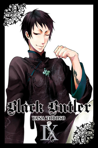 Black Butler, Vol. 09 by Yana Toboso