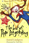 The Best of Pippi Longstocking by Astrid Lindgren